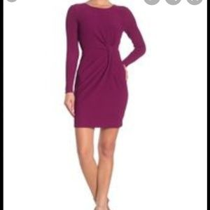 NWT june & hudson| Knotted Bodycon Dress